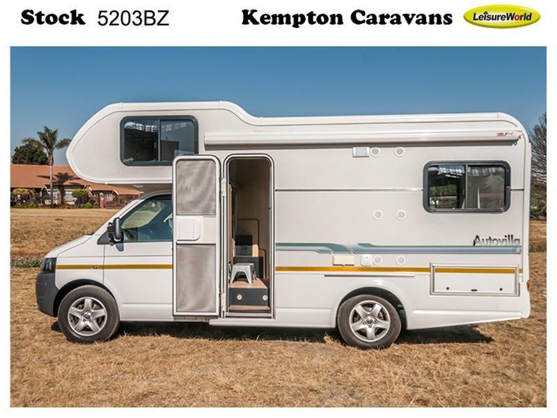 Used 2011 Jurgens Autovilla Caravan (On road) For Sale