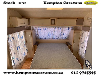2005 Jurgens Classique Caravan (On road)