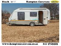 2009 Jurgens Classique Caravan (On road)