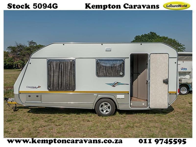 Used 2016 Jurgens Classique Caravan ( On Road) For Sale