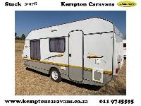 2006 Jurgens Classique Caravan (On Road)