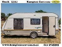 2013 Jurgens Classique Caravan (On road)