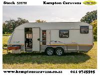 2014 Jurgens Elegance Caravan (On Road)