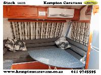 2015 Jurgens Elegance Caravan (On road)