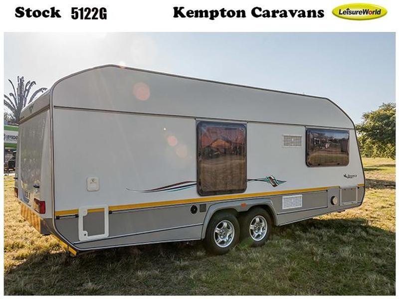 Used 2013 Jurgens Elegance Caravan (On Road) For Sale