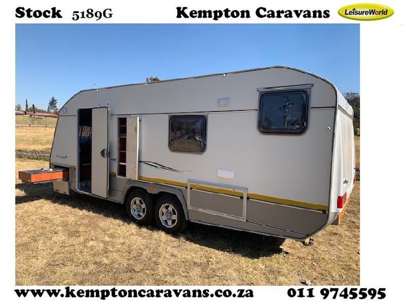Used 2014 Jurgens Elegance Caravan (On road) For Sale