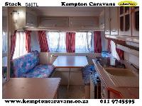 1994 Jurgens Espirit Caravan (On road)