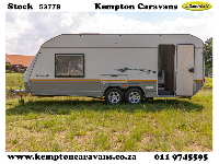 2017 Jurgens Exclusive DE Lux Caravan (On Road)