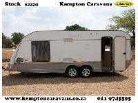 2010 Jurgens Exclusive DE Lux Caravan (On road)