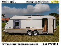 2009 Jurgens Exclusive Caravan (On Road)