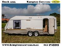 2009 Jurgens Exclusive Caravan (On Road)