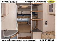 2008 Jurgens Exclusive Caravan (On Road)