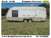 2014 Jurgens Exclusive Caravan ()