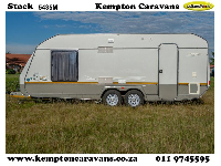 2012 Jurgens Exclusive Caravan (On Road)