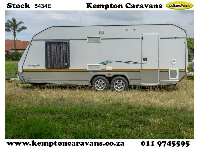 2013 Jurgens Exclusive Caravan (On Road)