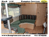 2012 Jurgens Exclusive Caravan (On road)