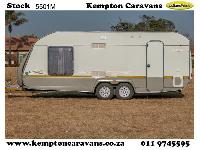 2014 Jurgens Exclusive Caravan (On road)