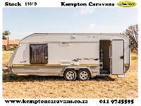 2018 Jurgens Exclusive Caravan (On road)