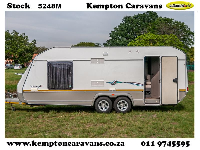 2015 Jurgens Exclusive Caravan (On road)