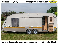 2011 Jurgens Exclusive Caravan (On road)