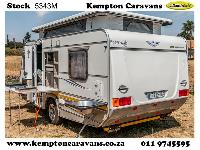 2018 Jurgens Fleetline KC Caravan (On Road)