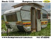 1983 Jurgens Fleetline L Caravan (On road)