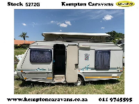 1996 Jurgens Fleetline L Caravan (On road)