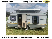2007 Jurgens Fleetline Caravan (On road)