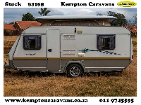 2014 Jurgens Fleetline Caravan (On Road)