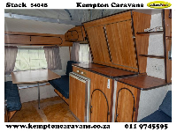 1984 Jurgens Fleetline Caravan (On road)