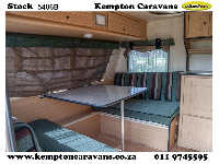 2012 Jurgens Fleetline Caravan (On road)