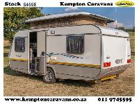 2015 Jurgens Fleetline Caravan (On road)