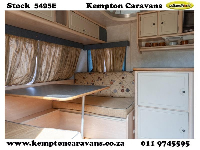 2005 Jurgens Fleetline Caravan (On road)