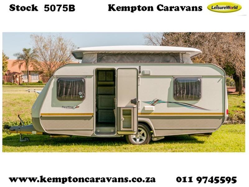 Used 2009 Jurgens Fleetline Caravan (On Road) For Sale