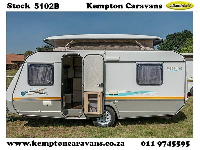 2008 Jurgens Fleetline Caravan (On Road)