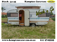 1985 Jurgens Palma Caravan (On road)