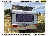 1993 Jurgens Palma Caravan (On road)