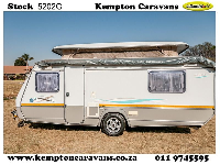 2009 Jurgens Palma Caravan (On road)