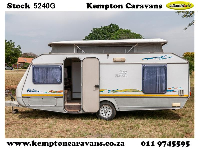 1999 Jurgens Palma Caravan (On road)