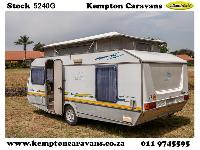 1999 Jurgens Palma Caravan (On road)