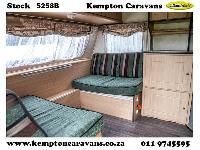 2009 Jurgens Palma Caravan (On road)