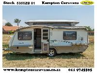 2015 Jurgens Penta Caravan (On road)
