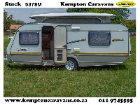 2008 Jurgens Penta Caravan (On road)