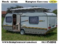2008 Jurgens Penta Caravan (On road)
