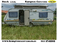 2002 Jurgens Penta Caravan (On road)
