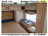 2007 Jurgens Penta Caravan (On road)