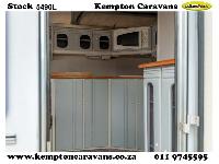 2002 Jurgens Penta Caravan (On road)