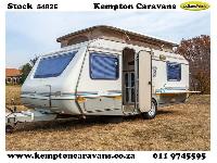 1996 Jurgens Penta Caravan (On road)