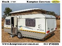 2014 Jurgens Penta Caravan (On road)
