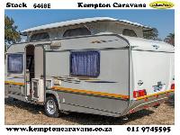 2003 Jurgens Penta Caravan (On road)